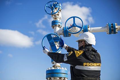 «Роснефть» сохранила лидерство пообъему добычи нефти