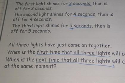 Детская математическая задача поставила интернет в тупик