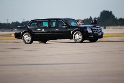 Новый лимузин Путина сравнили со «Зверем» Трампа