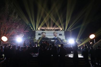 КНДР предложила провести встречу на высоком уровне и Южная Корея согласилась