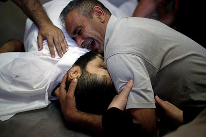 США обвинили палестинцев в смерти палестинцев в секторе Газа
