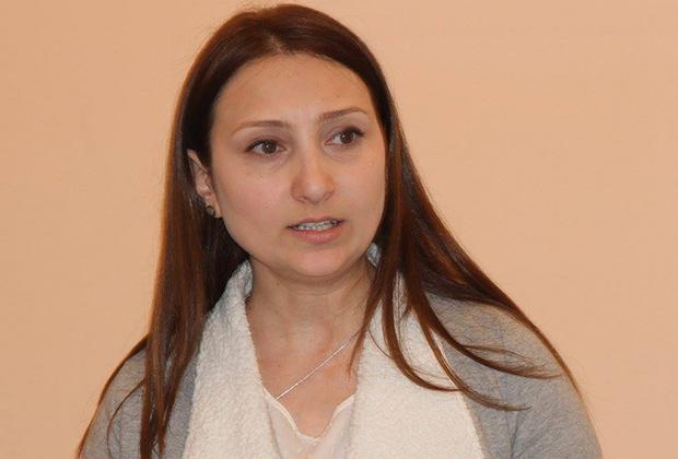 Министр культуры Лилит Макунц