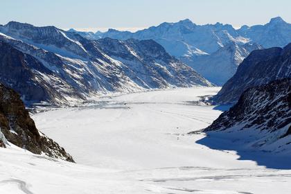 В ледниках нашли следы существования древних цивилизаций