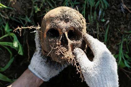 В заброшенном морге Москвы нашли скелет женщины