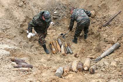 Раскрыта причина увеличения количества найденных боеприпасов в Подмосковье