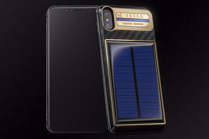 Россияне создали самозаряжающийся iPhone