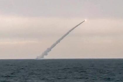 Путин пообещал оставить «Калибры» в Средиземном море