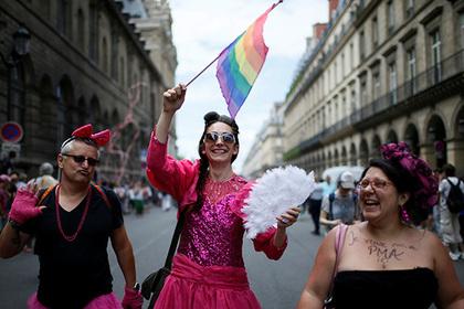 Во Франции озаботились гомофобами