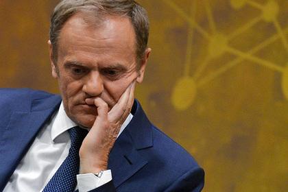 Европа должна быть признательна  Трампу заизбавление отиллюзий, объявил  Туск