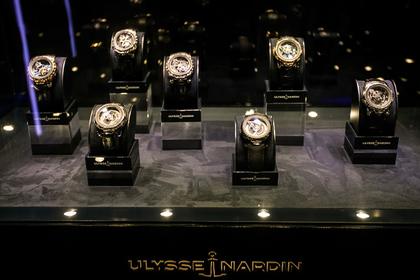 Швейцарцы представили часы с импульсными колесами