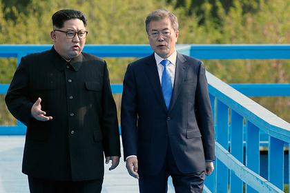 Северная Корея затормозила процесс примирения