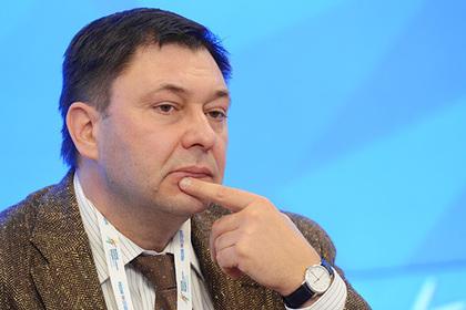 Украинский суд арестовал российского журналиста