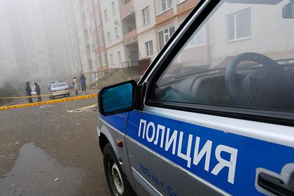 Россиянин попытался сбежать от полицейских по веревке из простыней и умер