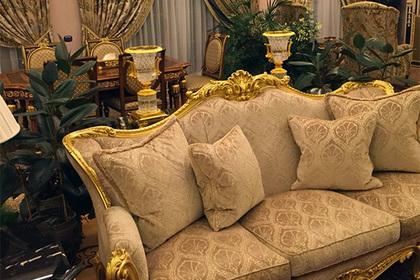 Опубликованы снимки «золотого» дома фигуранта дела о хищениях в Эрмитаже