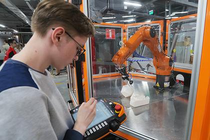 В Заполярье пройдут первые соревнования по робототехнике