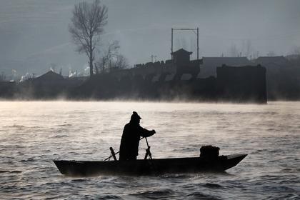 Офицер сбежал из Северной Кореи в Южную на лодочке