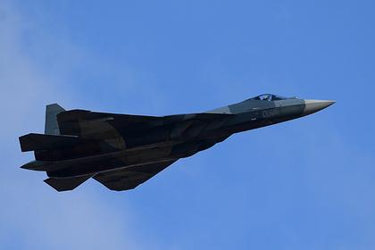 Су-57 с «изделием 30» попал на фото