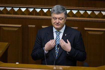Порошенко отозвал украинцев из органов СНГ