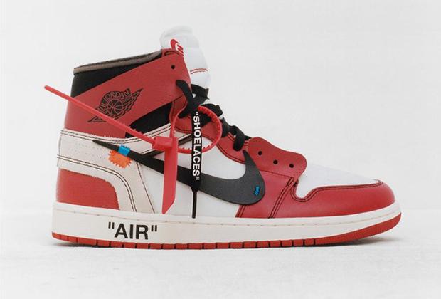 Лимитированный выпуск кроссовок Nike