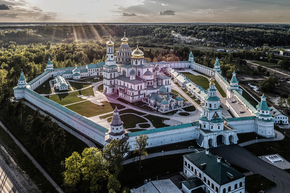 Губернатор Подмосковья поучаствовал в акции «Ночь музеев»