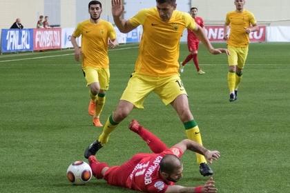 «Анжи» остался без Премьер-лиги