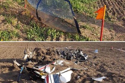 При крушении самолета в Ленинградской области погиб один человек