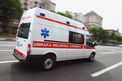 На западной Украине военный бросил гранату в толпу
