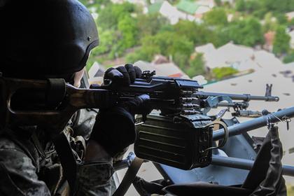 Украина начала наступление в Донбассе