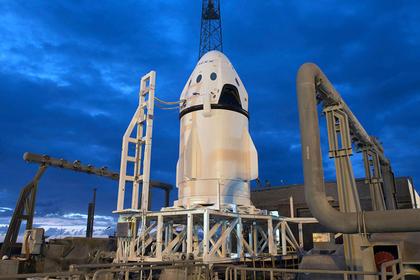 SpaceX показала замену «Союзу»