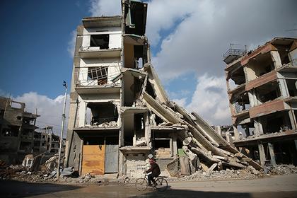Битва заДамаск закончена, ВКСРФ иАрмия Сирии освободили все районы