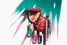 Новинки летней косметики радуют не только комфортными текстурами, но и яркой упаковкой: на футляре корректирующей пудры Poudre Soleil изображены фламинго и пальмовые листья. Другая интересная новинка — карандаш-ручка для глаз и губ с четырьмя стержнями Stylo 4 Couleurs.