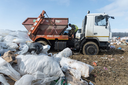 В Подмосковье изменилась система допуска на мусорные полигоны
