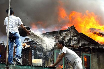 Подросток сжег отчий дом за отказ срочно купить ему новый телефон