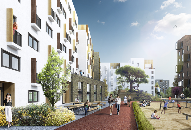 Компания занимается проектированием как жилых, так и коммерческих и общественных пространств на всех уровнях — от концепции до деталей интерьера.