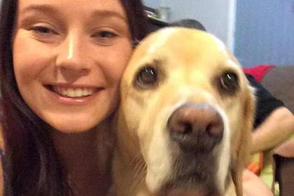 Хозяйка устроила умирающему от рака псу незабываемые последние дни