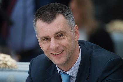 Прохоров оценил свое достоинство в один рубль