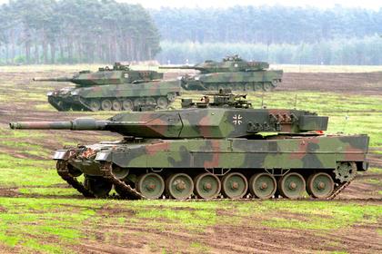 Россию сдержат немецкими танками времен мировых войн
