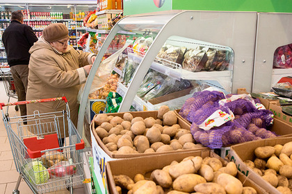 Россиян предупредили о росте цен из-за контрсанкций