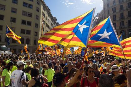 Испанская агентура проинформировала о«вмешательстве» Российской Федерации вкаталонский кризис