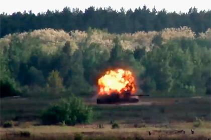 Украина впервые испытала американские Javelin
