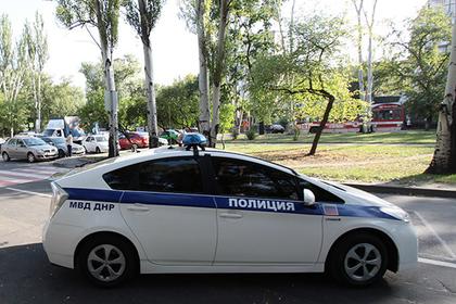 Автобус в ДНР подорвал восьмиклассник с гранатой