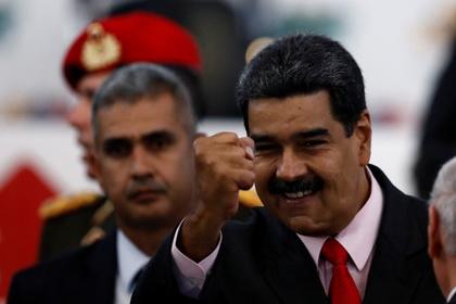 Венесуэла выгнала старшего дипломата США
