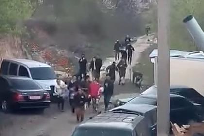 На западе Украины напали на цыганский табор