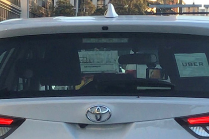 Таксиста поймали за просмотром порно в час пик