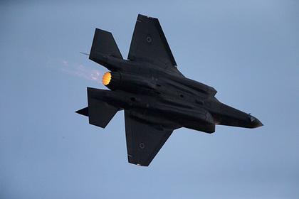 Израильский F-35 назвали причиной сбоя системы ПВО в Сирии