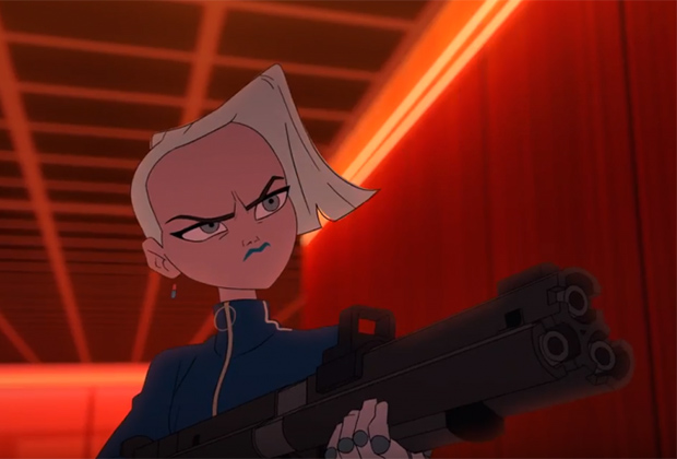 В мае этого года группировка «Ленинград» и Глюк'Oza выпустили анимационный клип на совместную песню «Жу-Жу». В нем используется принципиально другая рисовка, напоминающая аниме.