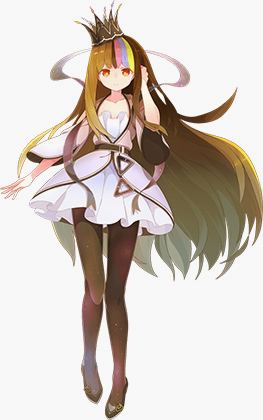 Еще одним популярным вокалоидом является Галако. Первоначально она была рекламной куклой в магазинах Yamaha, но затем стала призом в конкурсе вокалоидов. Галако поет голосом известной японской певицы Коу Сибасаки.