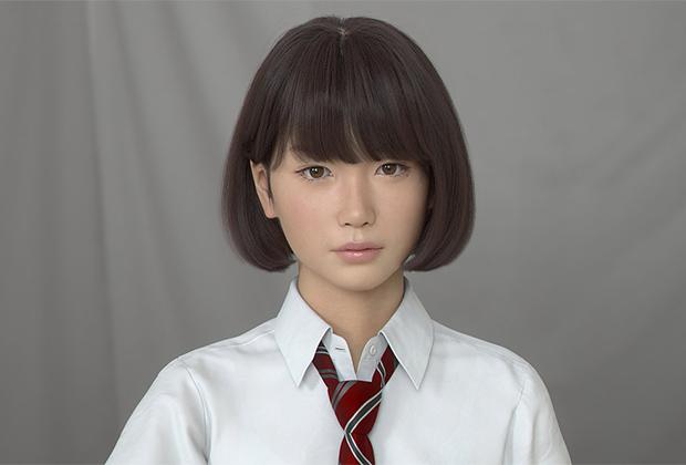 Японская виртуальная девушка Сая  изначально существовала лишь в виде нескольких иллюстраций, однако интерес к ней был столь высок, что ее создатели решили превратить ее в настоящий социальный проект.