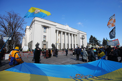 Украинский депутат пообещал сжечь Верховную Раду