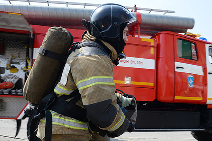 Путин считает нужным увеличение числа пожарных вРФ